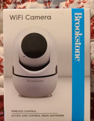 BROOKSTONE WIFI CAMERA for Sale in Tucson, AZ