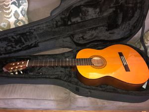Yamaha Guitar with Gator Case for Sale in Winston-Salem, NC