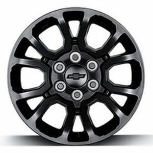 Set of 4 beautiful chevy rims for Sale in Mentor, OH