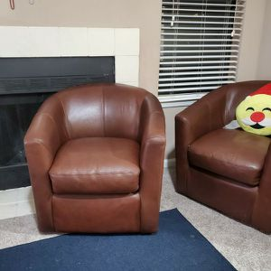 Rotatable Leather Sofas for Sale in Norcross, GA