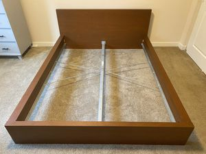IKEA queen bed frame for Sale in Mill Creek, WA