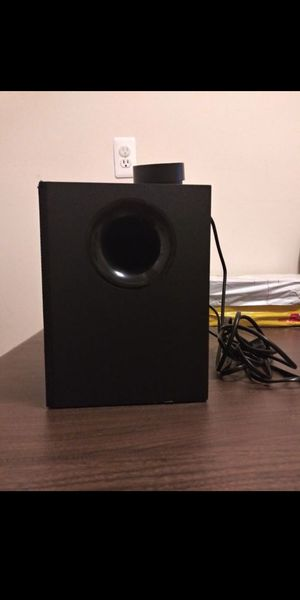 Subwoofer for the Logitech Z533 Speaker System for Sale in Queens, NY