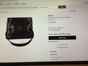 Chanel bag for Sale in Banning, CA