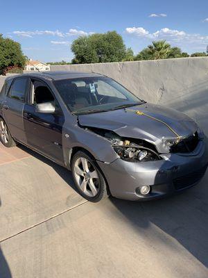 2005 Mazda 3 hatchback for Sale in Waddell, AZ