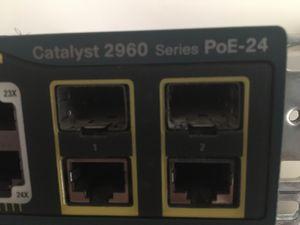 Cisco Catalyst 2960 Series PoE-24 for Sale in Terre Haute, IN
