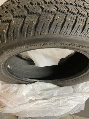 "Glacier 16"" Stud Winter Tires for Sale in Bend, OR"