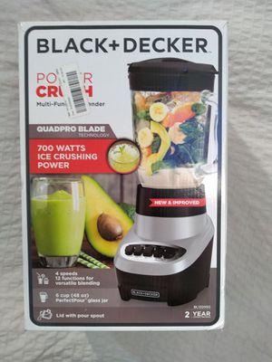 Black + Decker Power Crush Multi Function Blender for Sale in Burbank, CA