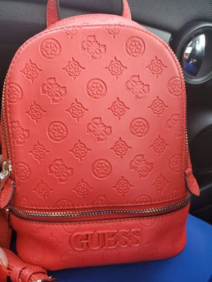 Quess backpack with (fr) Wallet.. $43 for Sale in Pasadena, TX