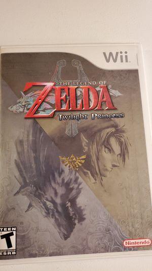 Nintendo - The Legend of Zelda Twilight Princess for Sale in Charlotte, NC
