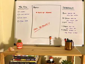 Office Depot Dry-Erase Board for Sale in East Los Angeles, CA
