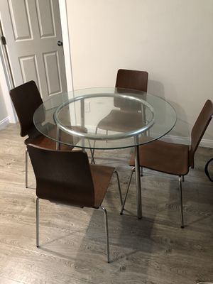 Kitchen table with chairs for Sale in Westchester, CA