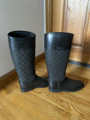 Authentic Gucci Boots for Sale in Las Vegas, NV
