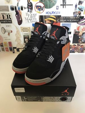 Bred 4s Size 9 for Sale in Greensboro, NC