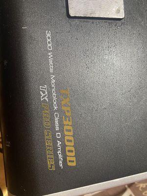 Amplicador de 3000 watts for Sale in Silver Spring, MD