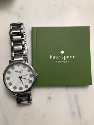 Kate Spade Gramercy Dot Watch for Sale in Orlando, FL