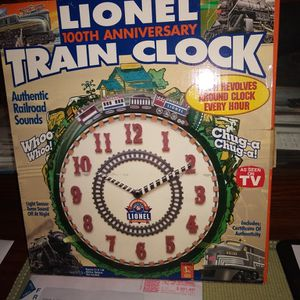 Lionel Clock -Older Anniversary for Sale in Downers Grove, IL