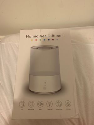 Humidifier diffuser for Sale in Fall River, MA