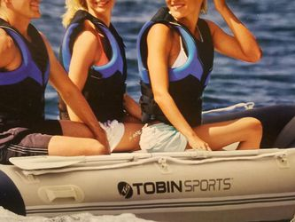 Tobin 10 Ft 10 Inch Dingy (Bestway Hydro Force 130) for Sale in Huntington Beach,  CA