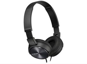 Sony-BLACK Wired Headphones with Lightweight Adjustable Headband for Sale in Richardson, TX