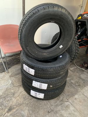 Trailer tires new for Sale in Los Angeles, CA
