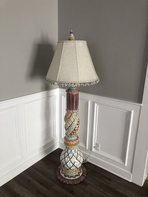 Mackenzie Childs Taylor Floor Lamp for Sale in Corona, CA