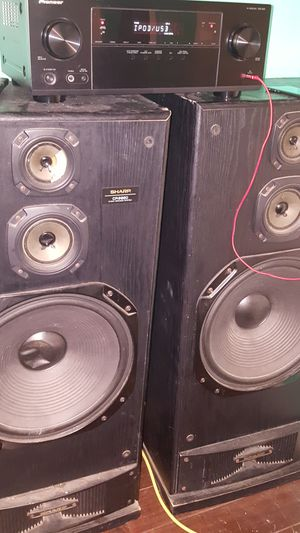 Home Stereo System for Sale in Charlotte, NC