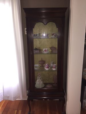 Curio Cabinet for Sale in Faribault, MN