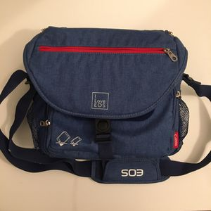 Canon Camera Multiple Use Bag for Sale in Brooklyn, NY