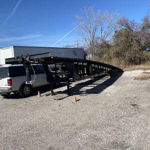 3 Car Hauler 48' Trailer for Sale in Plano, TX
