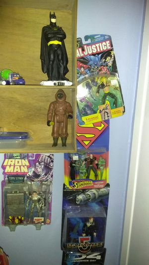70s - 80s - 90s COLLECTION figures for Sale in San Jose, CA