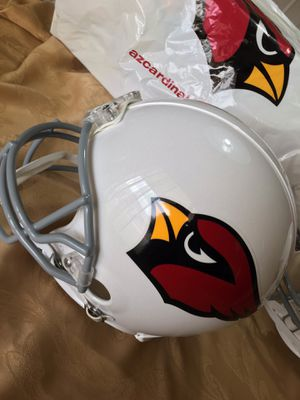 AZ Cardinals Helmet Large - Brand New $150 Each ((today Only)) NO Low Offers for Sale in Phoenix, AZ