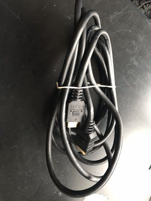 HDMI cable like new for Sale in Alexandria, VA