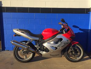 2000 Triumph TT600 Sportbike for Sale in Orlando, FL