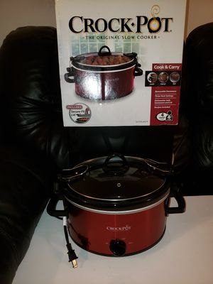 4 Quart Crock pot for Sale in Walnut, CA