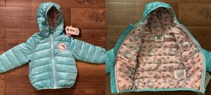NWT hello kitty lightweight heavy coat 18 months toddler girl for Sale in Plano, TX