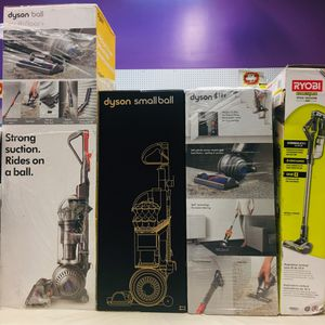 Vacuums brand new on sale for Sale in Moreno Valley, CA