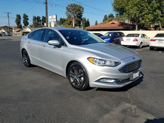 2018 Ford Fusion  Se  for Sale in FULLERTON, CA
