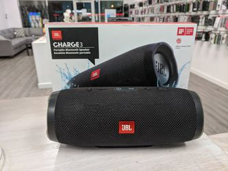 JBL CHARGE 3 BLUETOOTH SPEAKER for Sale in Kent,  WA