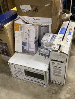 Water Heater, Fireplace ,microwave .etc for Sale in Willow Springs,  IL