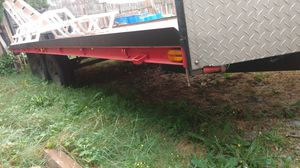 20x8 flatbed trailer for Sale in Federal Way, WA