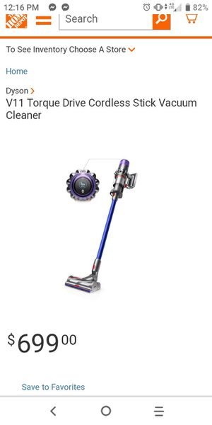 Dyson v11 for Sale in Denver, CO