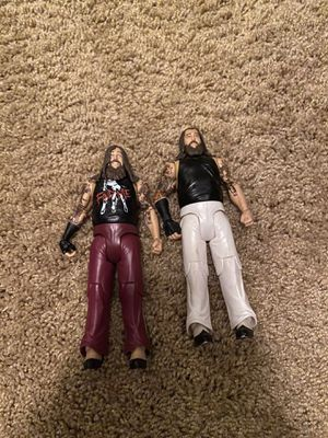 WWE Bray Wyatt action figures for Sale in St. Petersburg, FL
