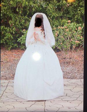 Communion dress or flower girl dress for Sale in Farmington Hills, MI