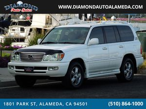 2007 Lexus LX 470 for Sale in Alameda, CA