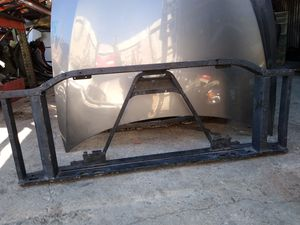2003 2007 GMC Sierra 2500 front radiator support compatible 2003 Silverado avalnche OEM used GM170826 for Sale in Wilmington, CA
