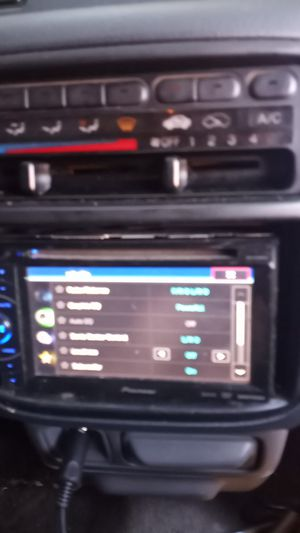 Pioneer double din for Sale in York, PA