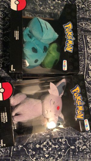 Limited edition Pokémon plushies for Sale in Spring, TX