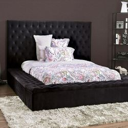 QUEEN BED FRAME **((ONLY))** for Sale in West Hollywood,  CA