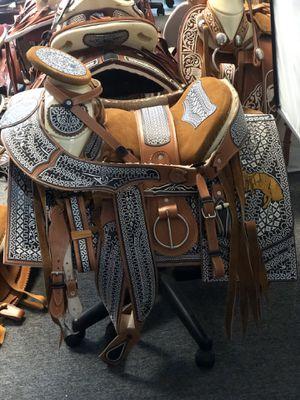 Brand New Horse Saddle 🐎 Monturas Para Caballo for Sale in Yorba Linda, CA