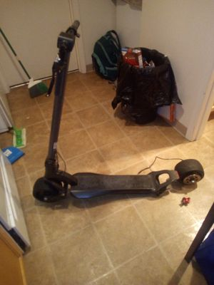 Wide wheel dual 48v 500 w. Scooter for Sale in Portland, OR
